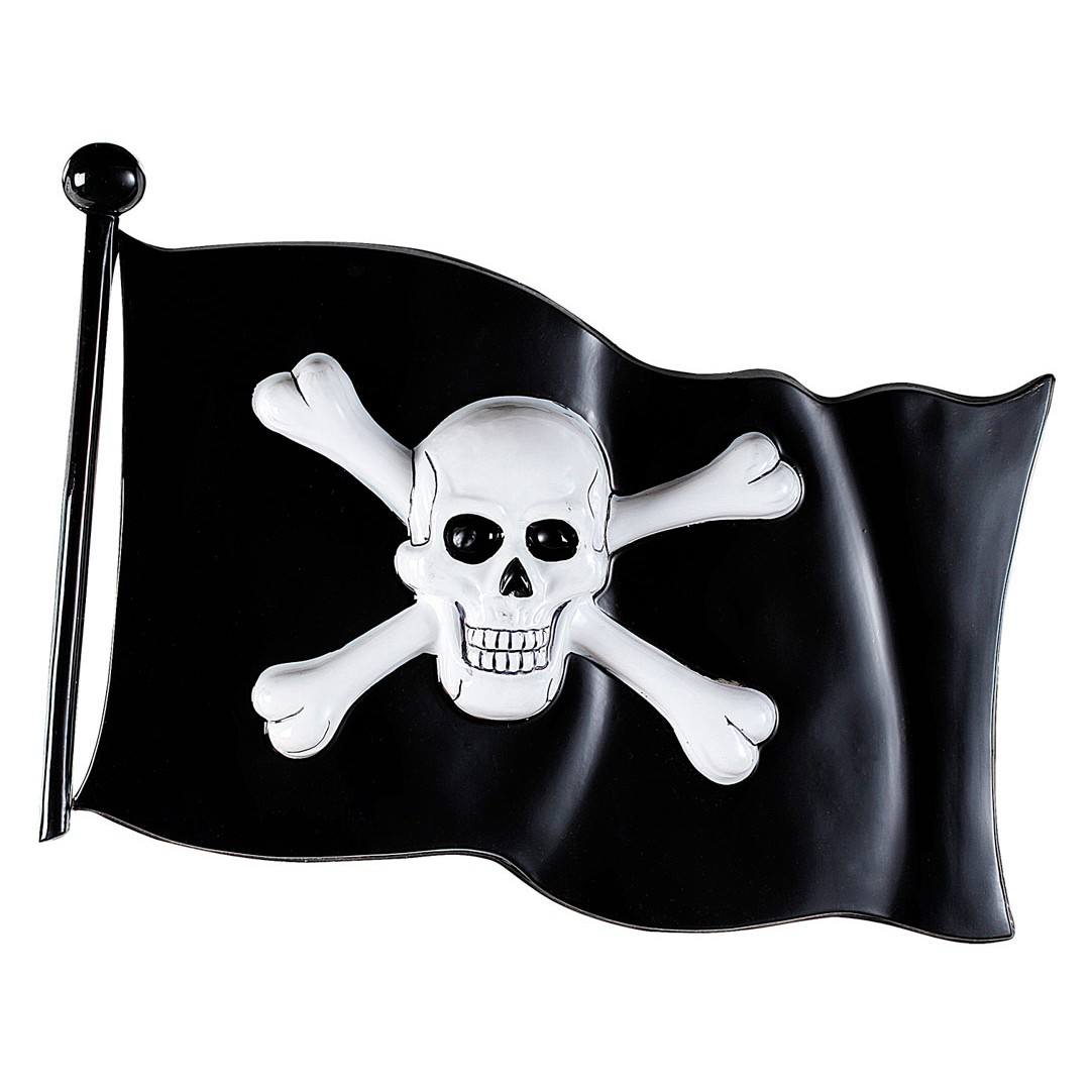 Piratenflagge Blackbeard