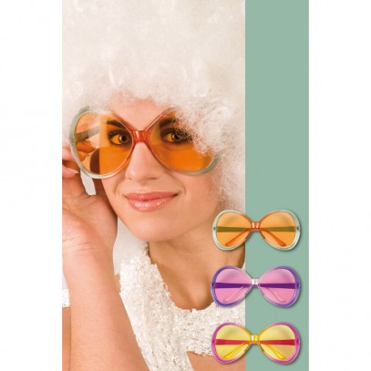 Partybrille Candy-Girl in 3 Farben