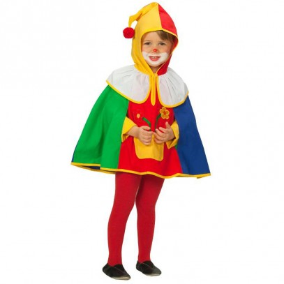 Clown Cape für Kinder