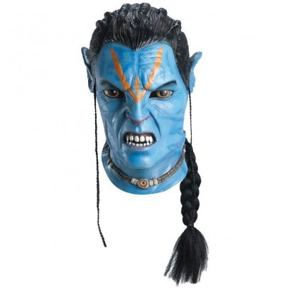 Avatar Jake Sully Vollkopfmaske
