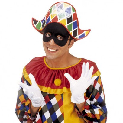 Harlekin Clown Hut