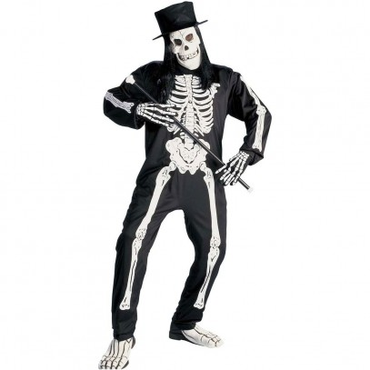 Mr. Skeleton Kostüm 1