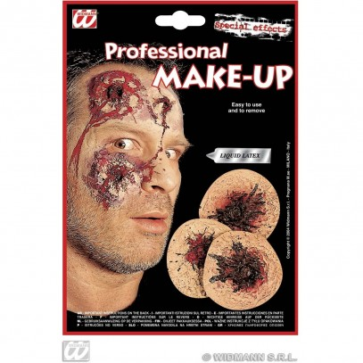 Halloween Horror Make-Up Set 3