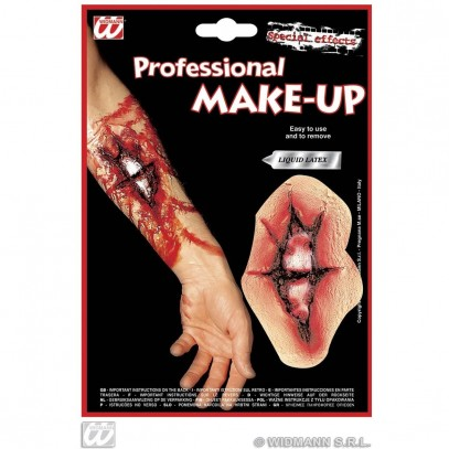 Halloween Horror Make-Up Set 6