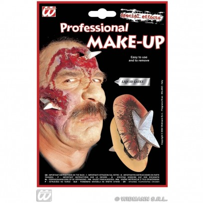 Halloween Horror Make-Up Set 8