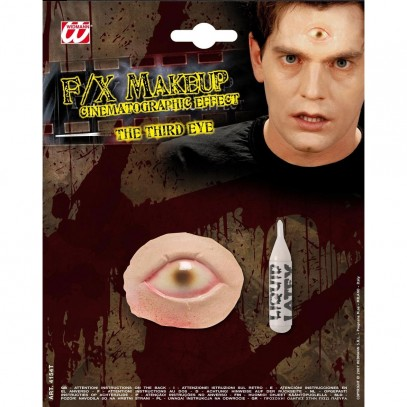 FX Special Make-up Zombie Auge