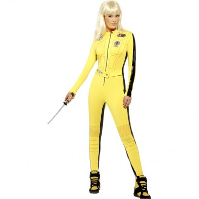 Original Kill Bill Kostüm