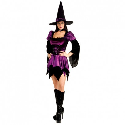 Sexy Witch Hexenkostüm