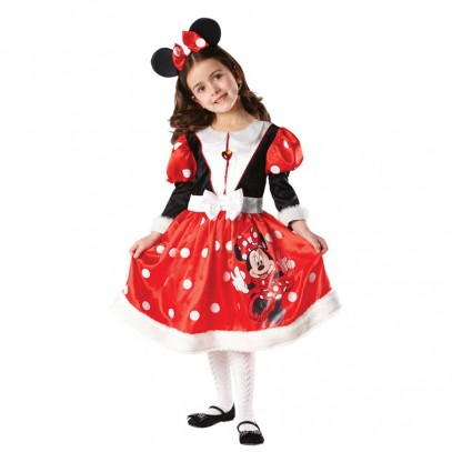 Minnie Mouse Kostüm für Kinder