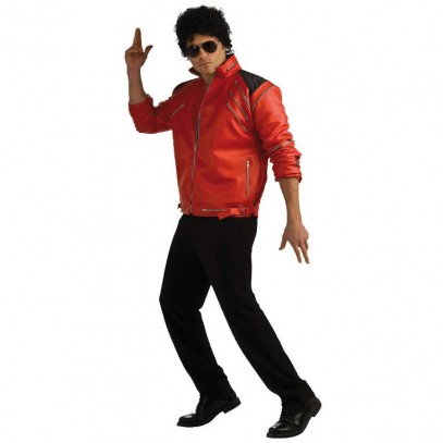 Michael Jackson beat it Jacke Deluxe