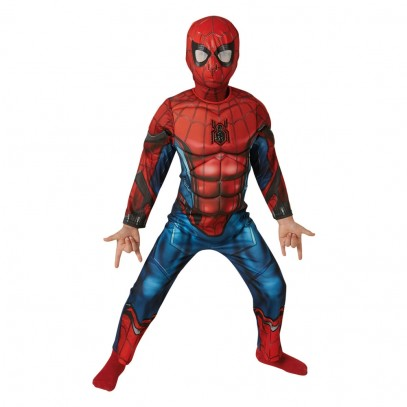 Spiderman Homecoming Kinderkostüm Deluxe