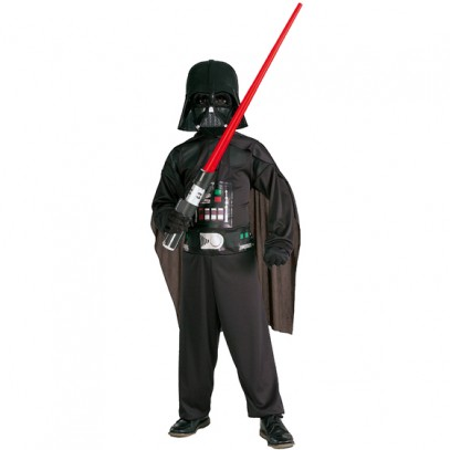 Star Wars Kostüm Darth Vader für Kinder