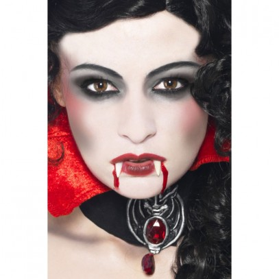 Vampir Make-up-Set - 4 teilig 1