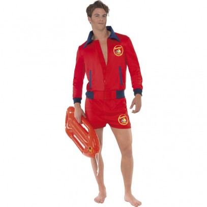 Sexy Baywatch Boy Kostüm 1