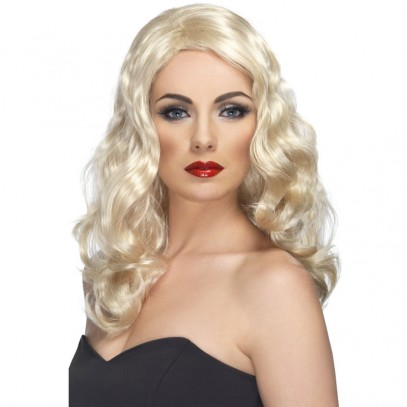 Glamour Beauty Perücke blond