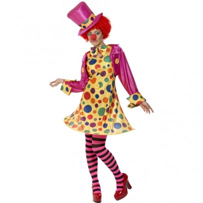 Zirkus Clown Kostüm Peppie