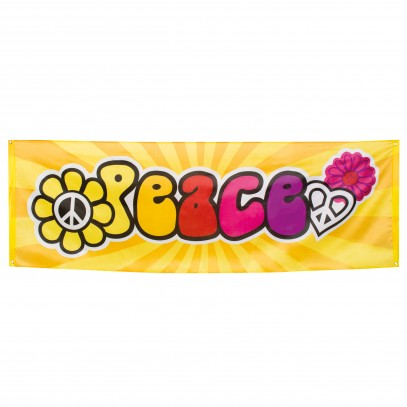 Peace Party Banner