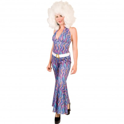Trudy Disco Jumpsuit