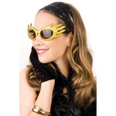 Flame Partybrille