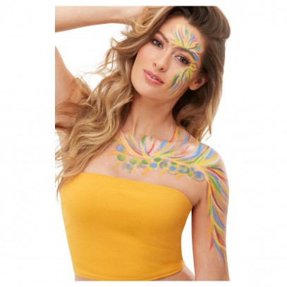 Buntes Festival Make-Up Set