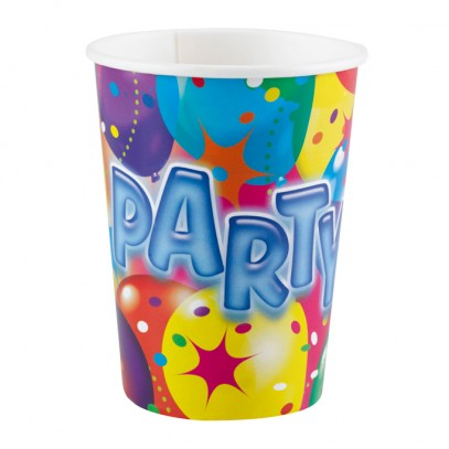 Party Becher 8 Stck