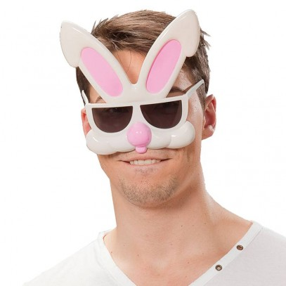 Hase Party Brille