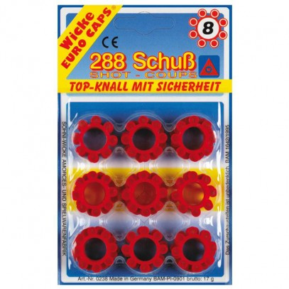 8 Schuss Ring Munition