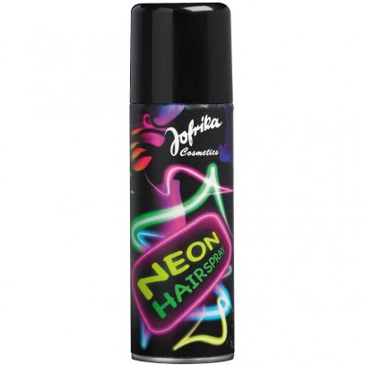 Neon Haarspray Farbe pink