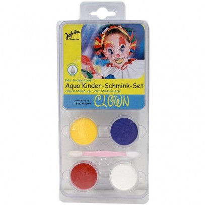 Aqua Schminkset Clown