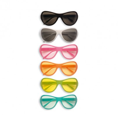 70s Disco Brille Party in 6 Farben