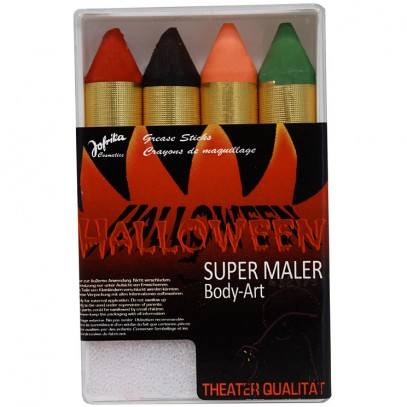 Supermaler Schminkstifte Halloween