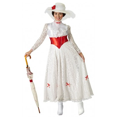 Mary Poppins Holiday Kostüm Deluxe