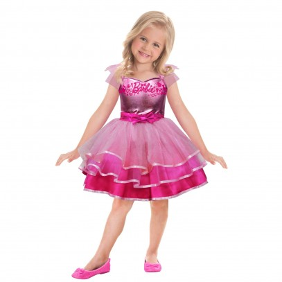 Barbie Ballerina Kinderkostüm