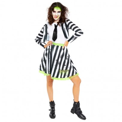 Beetlejuice Girly Kostüm