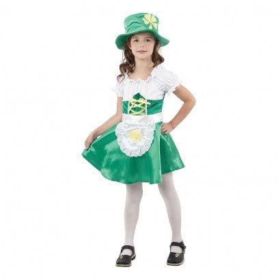 Leprechaun Girl Kinderkostüm