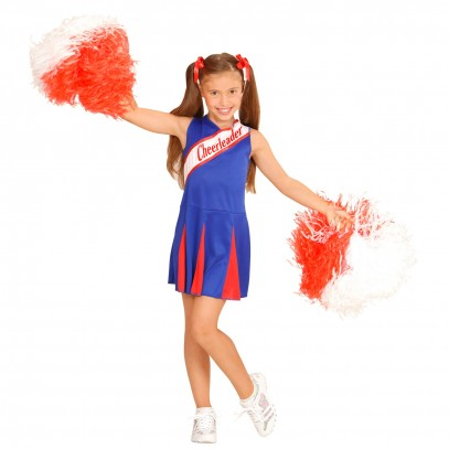 Nancy Cheerleader Kinderkostüm 1