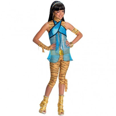 Cleo de Nile Monster High Kostüm 1