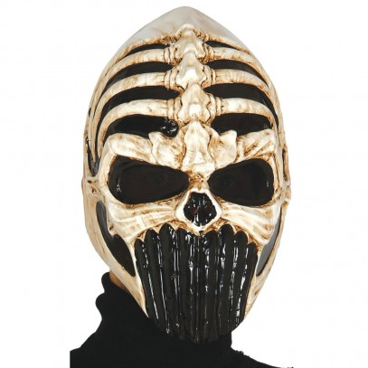 Dark Warrior Maske