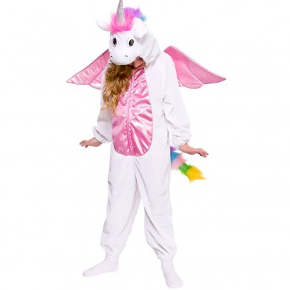 Flying Unicorn Einhorn Kinderkostüm