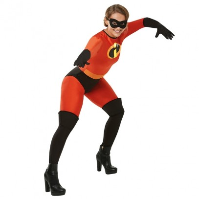Mrs. Incredible Damenkostüm