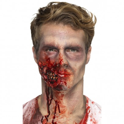 FX Special Make-up Zombiekiefer