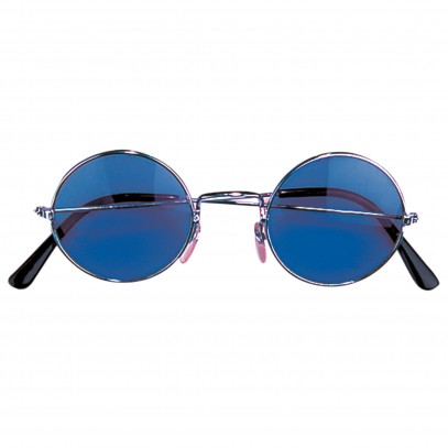 Johnny Hippie Brille blau