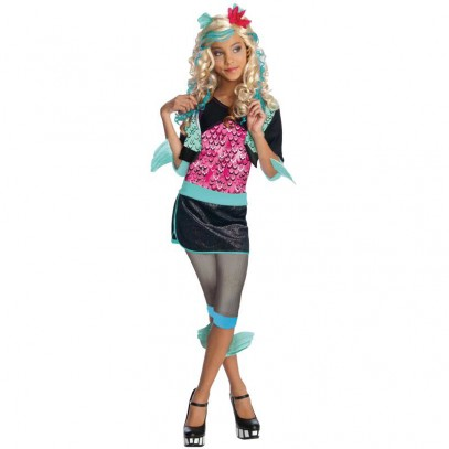 Lagoona Blue Monster High Kostüm 1