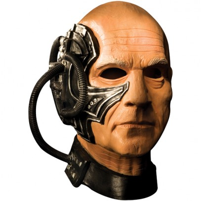 Locutus Deluxe Latexmaske
