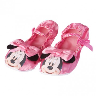Minnie Maus Ballerinas pink