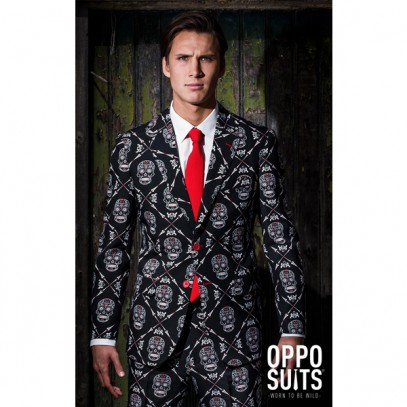 OppoSuits Haunting Hombre Anzug