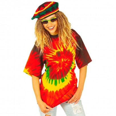 Rastafari T-Shirt 1