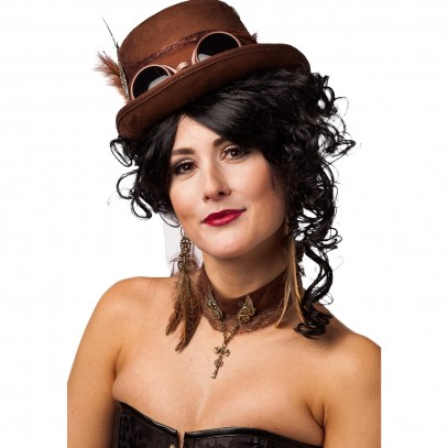 Retro Steampunk Ohrringe für Damen