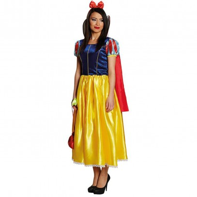 Snow White Deluxe Damenkostüm