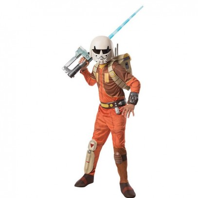 Star Wars Rebels Ezra Kinderkostüm